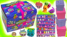 Surprise Mystery Gift Blind Bag Shopkins Season 7 Topkins Full Box Case ...