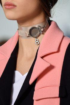 Christian Dior at Paris Spring 2016 (Details)