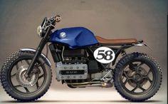 K75 BMW k 75 scramber