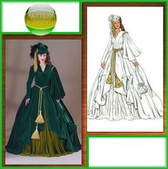 Wedding Dress Patterns Victorian - Wedding Gown Dresses