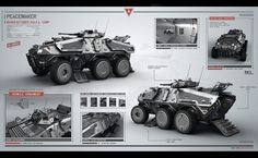 IFV concept art I made for https://play.google.com/store/apps/details?id=mobi.rjg.imperial&hl=ru back in 2015. SketchupKeyshotPhotoshop Follow me on: Twitter https://twitter.com/KaranaK VK https://vk.com/kars_artwork Deviantart http://karanak.deviantart.com Livejournal http://karanak.livejournal.com