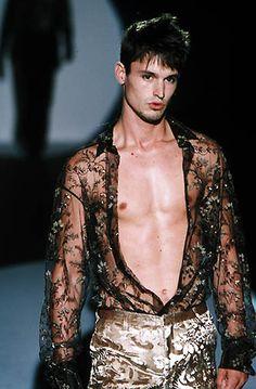 Gucci S/S 2000 Menswear