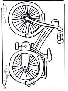 E-mail - Toos Vermeulen - Outlook Summer Coloring Pages, School Coloring Pages, Disney Coloring Pages, Transportation Preschool Activities, Transportation Unit, Coloring Sheets, Adult Coloring, Coloring Books, Puzzle Crafts