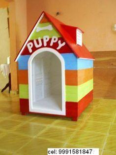Casa Para Perro Contáctenos y cotice con nosotros! http://sleepets.wix.com/sleepets.