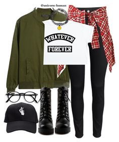 """""""Untitled #2781"""" by unicorn-human ❤ liked on Polyvore featuring Chicnova Fashion, H&M and R13"""