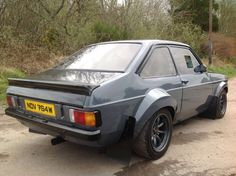 Ford Escort Mk2 Escort Mk1, Ford Escort, Ford Rs, Car Ford, Ford Motorsport, Ford Classic Cars, Car Goals, Classic Motors, Vw Cars
