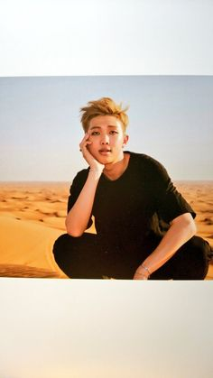 Rap Monster ❤ #BTS #방탄소년단 Summer Package in DUBAI Day-1.