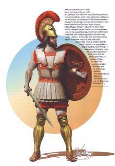 Lakaidaimonian Hoplite