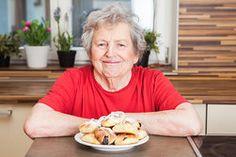 Babiččiny recepty: Vynikající povidlové a tvarohové šátečky