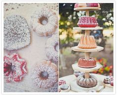 bundt cakes, Our Labor of Love Photography via 100 Layer Cake