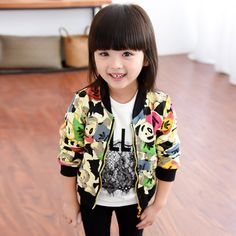 Find More Jackets & Coats Information about Cute Character Cartoon Panda Stars Pattern Printed Baby Kids Girls Baseball Jackets Coat Zipper Cardigan Overcoat Spring Thin,High Quality spring bunnies,China coat hooks with baskets Suppliers, Cheap spring coat from IMO(In My Opinion) on Aliexpress.com