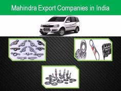 BP Auto Spares India – Mahindra Spare Parts  | Be it Mahindra truck parts, Mahindra Scorpio parts, or Mahindra Bolero parts, we are committed to supply genuine Mahindra parts to our esteemed customers.