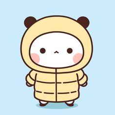 Cute Cartoon Images, Cute Images, Panda Wallpapers, Cute Wallpapers, Best Friend Wallpaper, Cute Panda Wallpaper, Cute Love Gif, Little Panda, Bear Art