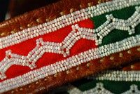 South Sami belt with pearls