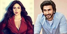 """It's for the first time that Ranveer Singh and Kareena Kapoor will share the screen together in Karan Johar's """"Takhat"""". The pair is overexcited to be working together, Bebo shares that."""