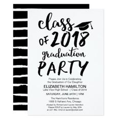 Rustic Wood Lights Graduation Party Invitation WC rustic gifts