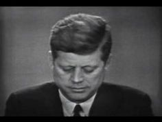 JFK on Civil Rights - Just replace people of different races with gay and lesbian marriage, families and equality in love. Get it together world, we should understand civil rights by now! Nelson Mandela, Martin Luther King, Black Power Mixtape, Presidential Libraries, Greatest Presidents, American Freedom, John F Kennedy, Civil Rights Movement, Documentary Film