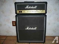 4x10 marshall 1965a cabinet - $275 (lake county)