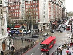london - baker street.. :) my house was in the big brown building when i was studying in london.. right above baker street metro