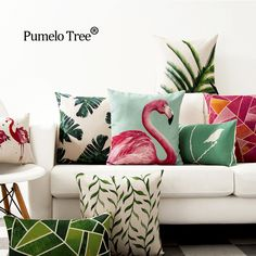 9 Unbelievable Useful Ideas: Decorative Pillows With Words Wall Colors decorative pillows blue grey.Cute Decorative Pillows Pink decorative pillows on sofa wall colors.Decorative Pillows On Bed Farmhouse. Tropical Bedrooms, Tropical Home Decor, Tropical Houses, Tropical Interior, Tropical Plants, Tropical Furniture, Modern Tropical, Tropical Colors, Elegant Home Decor