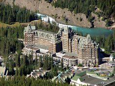 Fairmont Banff Springs Review - Luxury in Alberta   Splash Magazines   Los Angeles