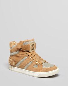 I WANT! (Size 5 or 6) MICHAEL Michael Kors Sneakers - Fulton High Top  Bloomingdale's