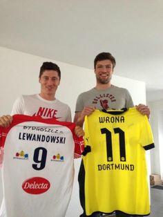 Polscy siatkarze przejmują media społecznościowe Lewandowski, Volleyball, Media Społecznościowe, Nike, Sports, Tops, Google, Dortmund, Sport