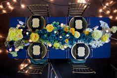 Van Gogh Themed Wedding  |  harper point photography