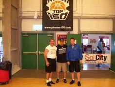 Barry, Joe Keller, and Jeff Matusko