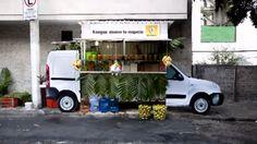 Renault Kangoo, movendo o seu negócio.