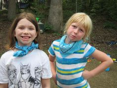 Amazing Race party for kids - matching bandanaS is a nice touch! Amazing Race Challenges, Amazing Race Games, Amazing Race Party, Girls Camp, S Girls, Racing Games For Kids, Girl Scout Camping, Daisy Girl Scouts, Camping Style