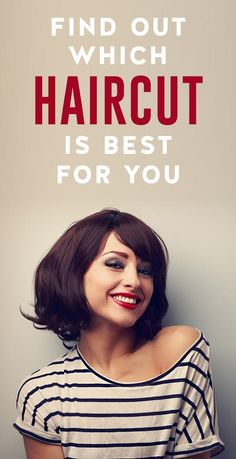 What haircut works best for your face shape