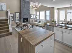 QPE - in Paisley - Home Details - Homes By Avi - New Home Builder in Edmonton - New Homes Edmonton New Home Builders, Finding A House, Paisley, New Homes, Kitchen, Home Decor, Cooking, Decoration Home, Room Decor