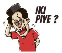 - Stiker LINE Javanese, Cartoon Jokes, Chat App, Funny Images, Memes, Humor, Stickers, Emoji Defined, Superhero