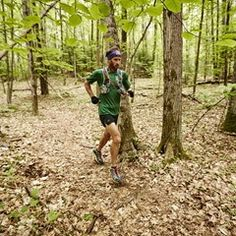Karl Meltzer trains to break records on the Appalachian Trail, New Hampshire