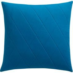 pillow talk, accent pillows, blue obsess, blue diamonds, throw pillows