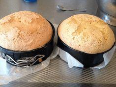 Recept voor een luchtige en hoge biscuit