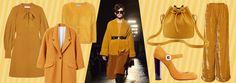 Tendenza mustard: il giallo must-have dell'autunno 2017 #Barrato #BarratoOfficial #BarratoStyle
