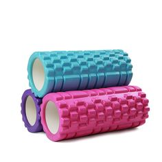 """Fitmall 5x13"""" AccuPoint Foam Roller Exercise Deep Tissue Point Massage EVA New in Sporting Goods, Fitness, Running & Yoga, Fitness Equipment & Gear 