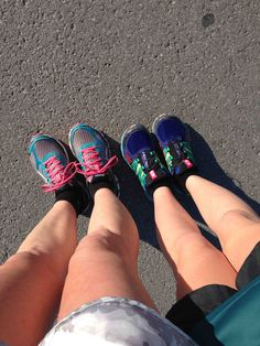 Mom-and-daughter @ Running. Foto@Tschola