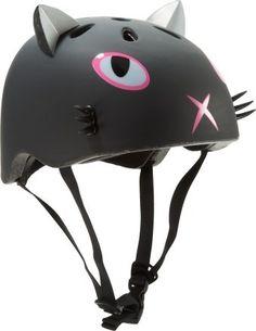 Por qué solo es para niños?!?! :( por que!!! Krash Bike Helmet