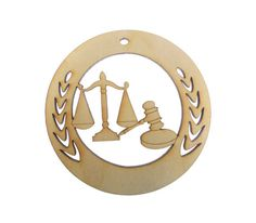 Lawyer Ornament - Lawyer Ornaments - Lawyer Gifts - Law Student Ornament - Attorney Ornament - Attorney Gifts - Personalized Free