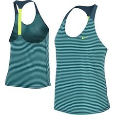 Nike Women's Elastika Stripe Tank Top | DICK'S Sporting Goods