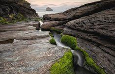 Cornish Swirl II by davidball_landscapephotography. Please Like http://fb.me/go4photos and Follow @go4fotos Thank You. :-)