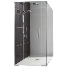 High quality walk in showers from exclusive brands elevate your bathroom. Mico offers a wide variety of showers in all styles and sizes throughout NZ. Visit us today to discover our leading walk in shower range. Tiles, Bathroom, Furniture, Locker Storage, Home, Storage, Cabinet, Walk In Shower, Home Decor