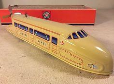 Lionel Zeppelin wind up Train~~