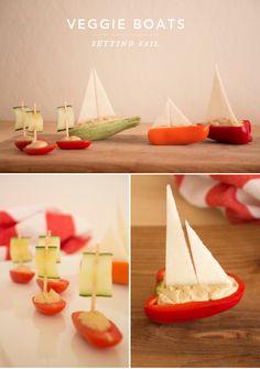 Veggie Boat/Oh Happy Day!