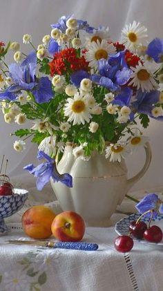 Holy Spirit, Speak His Love. Flowers Gif, Beautiful Flowers, Beautiful Gif, Happy Birthday Flower, Arte Floral, Flower Designs, Flower Art, Floral Arrangements, Diy And Crafts