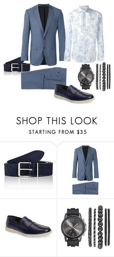 """""""pro soir sport romantique"""" by caroline-rnlt ❤ liked on Polyvore featuring Barneys New York, BOSS Hugo Boss, To Boot New York, Etro, men's fashion and menswear"""