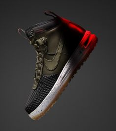 Nike Holiday 2015 Sneakerboot Collection